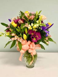 Lovely Blooms from Ruby's Leesville Florist in Leesville, LA