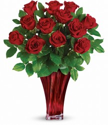 Dozen Premium Red Roses from Ruby's Leesville Florist in Leesville, LA